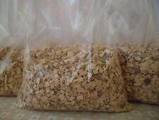 1 kg Chips legno  di  faggio naturale certificato per affumicatura e barbecue