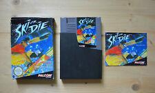 NES - Ski or Die - (OVP, mit Anleitung)