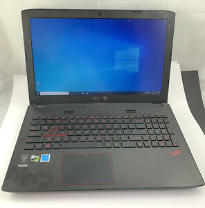 "ASUS ROG GL552J I7-4720HQ 15.6"" 2.6GHZ 8GB 128GB GAMING LAPTOP"