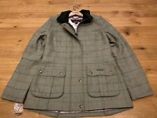 Barbour Ladies' Marlow Wool Jacket - UK 10 New/Tagged New AW20 Style - RRP £249
