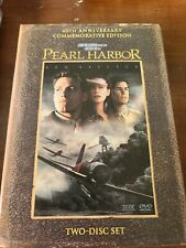 Pearl Harbor Dvd Movie Ben Affleck 60th Anniversary Edition Kate Beckinsale