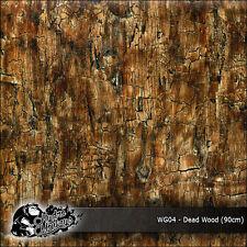 1m of Dead Wood Film (WG04) 100cm hydrographics water transfer film