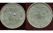TURQUIE  10 para 1327 - 1912    ( 4 )