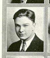 EDDIE ALBERT  ANN SOTHERN  High School Yearbook SENIOR