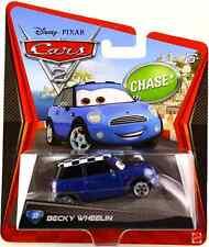 DISNEY PIXAR CARS 2 BECKY WHEELIN CHASE