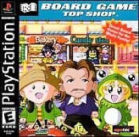 Board Game Top Shop (Sony PlayStation 1, 2001)