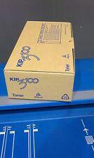 KIP 3100 Toner Genuine OEM Black 2 cartridges per box