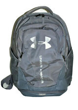 Under Armour Back Pack UA Hustle Storm Gray Double Strap