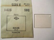 KAMION LONGINES SUC S825 GS X1025 Replacement Watch Crystal 2.52 x 2.02 mm