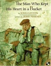 Kids fun paperback:The Man Who Kept His Heart in a Bucket-can broken heart mend?