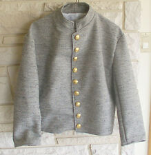 Confederate Jean Wool Shell Jacket, Civil War, New