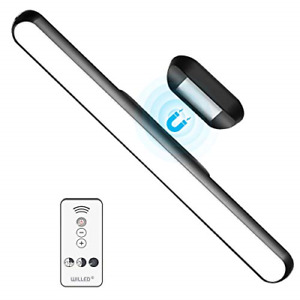 WILLED Dimmable Touch Remote Control Light Bar, 5W Built-in 2000mAh Battery and