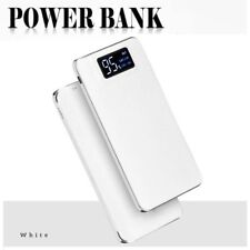 Fast 10000mah Power Bank Portable Dual USB LED Battery Charger For Mobile Phone