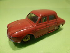 DINKY TOYS FRANCE 24E RENAULT DAUPHIN - RED/BROWN 1:43  - GOOD CONDITION