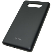 Nokia Lumia 820 cover posteriore originale + wireless caricare NFC ANTENNA NERO OPACO