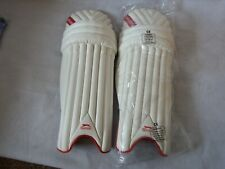 Slazenger S Clg Ultimate Legguard Cricket Batting Pads Leg Guards Mens REDUCED