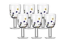 Leonardo Millefiori 053842 White Wine Glasses Set of 6
