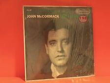 JOHN McCORMACK - SINGS IRISH SONGS - RCA IN SHRINK LP VINYL RECORD -X