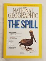 National Geographic Magazine October 2010 Issue The Spill The Toll In The Bayou