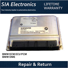 06 BMW 325i 325xi ECU ECM PCM Engine Computer Repair & Return  BMW DME Repair