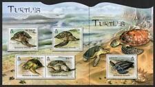 SOLOMON MNH 2012 Turtles Minisheet