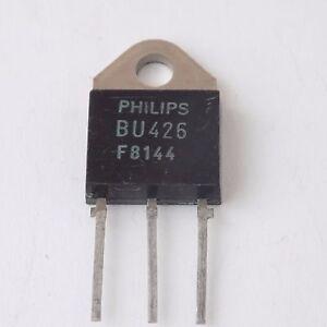 1x BU426 NPN Transistor PHILIPS