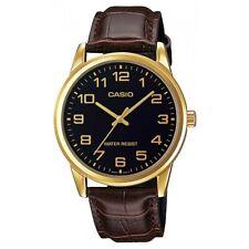 Reloj Analogico CASIO MTP-V001GL-1B - Correa De Cuero - Casio Collection