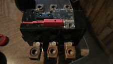 Square D, Motor Logic, Class 9065, Type SS420, A600,P300, AC 3 Ph Overload Relay