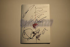 Signed B.A.P Rose 6th Mini Album Silver Version w/ Photocards Kpop Autographed