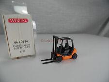 sw1735, Wiking Gabelstapler Still R 70-25 1:87 BOX mint 6630114