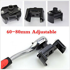 "Car 60-80mm Range Oil Filter Wrench Remover 1/2"" Housing Tool Adjustable Spanner"