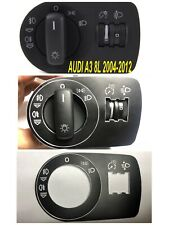 MANDO LUCES AUDI A3 8P(2004-2012) KIT REPAR INTERRUPTOR LUZ PEGATINS STICKERS