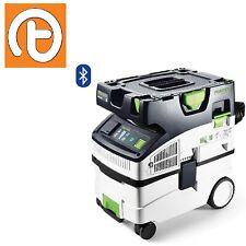 Festool 574825 CTM Midi GB 15L M Class Bluetooth Vac Dust Extractor 110v