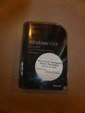Microsoft Windows Vista Ultimate SP1 32/64-bit