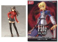 Good Smile Goodsmile GSC Fate Stay Night Rin Tohsaka Trading Figure Saber