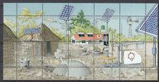 15235 - Afrika - Namibia, Mi.-Nr. 1041 - 1050, Kleinbogen, Technik, postfrisch.