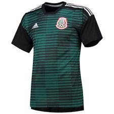 Camisetas de fútbol de selecciones nacionales para hombres verdes adidas
