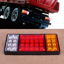 36 LED Rear Light Tail Brake Stop Lamp Indicator Truck Trailers Van Caravans 12V