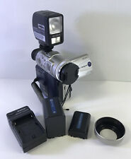 New ListingSony Dcr-Pc100 MiniDv Camcorder Player Night Vision Camera