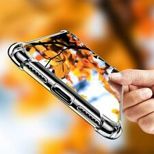 Clear Gel Case Cover for iPhone SE XR XS 8 7 6 Plus MAX Silicone Ultra Thin