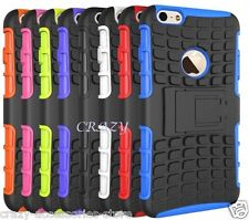 For Apple iPhone 6 6s | 6 Plus | 6s Plus TPU Heavy Duty Tough Strong Case Cover