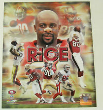 Jerry Rice San Francisco 49ers Licensed 8x10 Photo