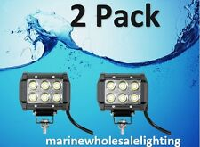 Rectangular  Marine Spreader light LED Deck Mast light for boat 18W 12v 30