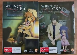 Higurashi When They Cry: Part 1 and 2