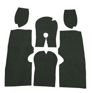 Replacement Car Carpet Underfelt Kit (Fits Morris Minor 1000 Saloon 1955-1971)