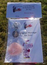 Crystal Massage & Meditation Kit for Rescued Pets