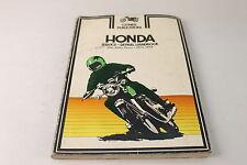 1972-74 Honda 350-550cc Fours Clymer's Repair Manual
