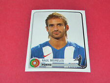 287 RAUL  MEIRELES PORTO UEFA PANINI FOOTBALL CHAMPIONS LEAGUE 2005 2006