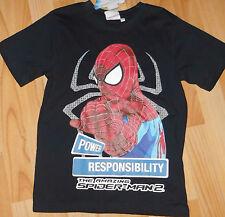 super T-Shirt Gr 128   Spiderman 2