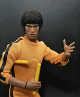 """1/6 Scale Kung Fu Star Head Carving Sculpt Toy For 12"""" Action Figure"""